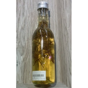 Vinaigre à l'absinthe maritime