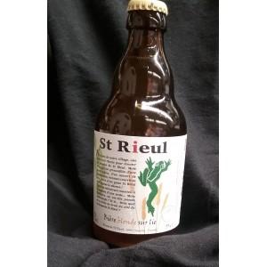 Bière Saint Rieul Blonde 6° 33cl
