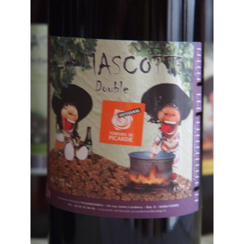 Bière La Mascotte Double 7,5°