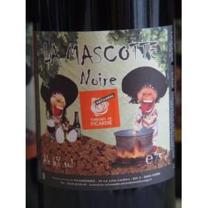 Bière La Mascotte Noire 6°