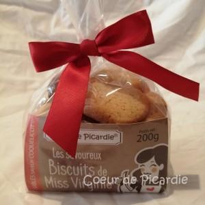 Biscuits sablés aux pépites de chocolat 200g